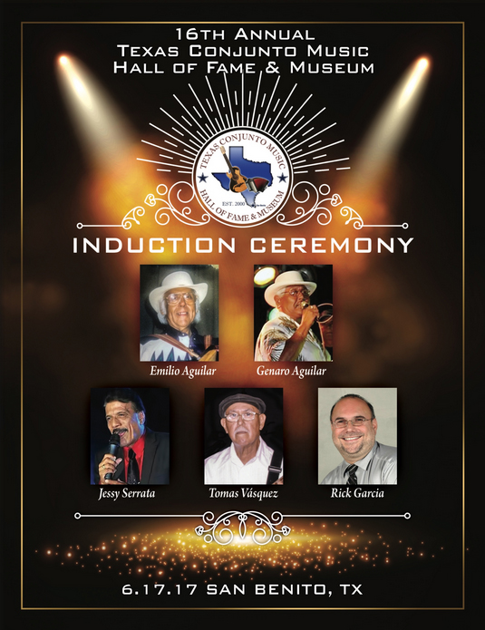 16th Annua Induction Ceremony Magazine